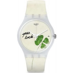 Swatch Women's Watch New Gent Exceptionnel SUOW119
