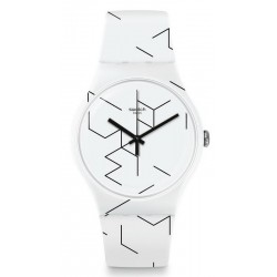 Swatch Unisex Watch New Gent Meiro SUOW164