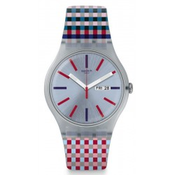 Swatch Unisex Watch New Gent Merenda SUOW709