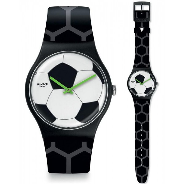 Buy Swatch Unisex Watch New Gent Footballissime SUOZ216