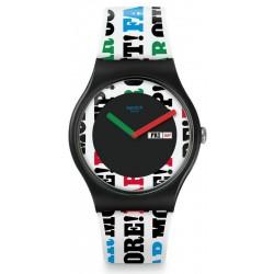 Buy Swatch Watch 007 On Her Majestys Secret Service 1969 SUOZ715
