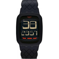Swatch Men's Watch Digital Touch Tress Code SURB121