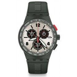 Buy Swatch Men's Watch Chrono Plastic Verdone SUSG405