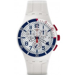 Swatch Unisex Watch Chrono Plastic Speed Up SUSM401