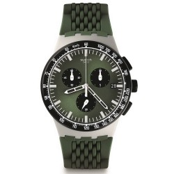 Swatch SUSM402 Chrono Plastic Sperulino Chronograph Men's Watch