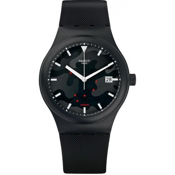 Buy Swatch Unisex Watch Sistem51 Sistem Clouds Automatic SUTA401