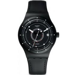 Swatch Unisex Watch Sistem51 Sistem Black SUTB400 Automatic