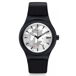 Swatch Men's Watch Sistem51 Sistem Kamu Automatic SUTB407