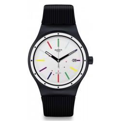 Swatch Unisex Watch Sistem51 Sistem Col-Ora SUTB408