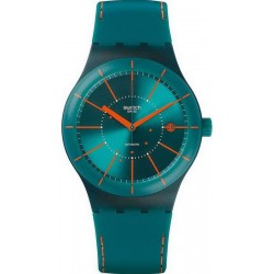 Swatch Unisex Watch Sistem51 Sistem Green SUTG400 Automatic