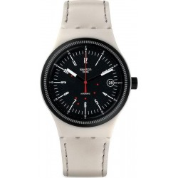 Swatch Unisex Watch Sistem51 Sistem Cream SUTM400 Automatic