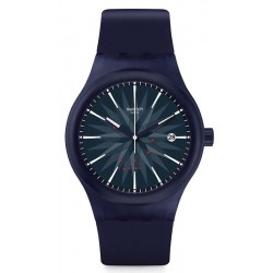 Swatch Men's Watch Sistem51 Sistem Ink Automatic SUTN404