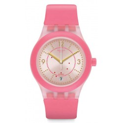 Swatch Women's Watch Sistem51 Sistem Cali Automatic SUTP401