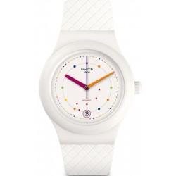 Swatch Unisex Watch Sistem51 Sistem Polka Automatic SUTW403