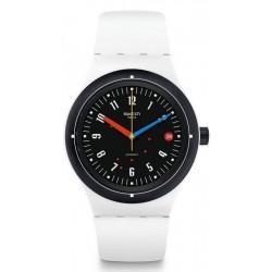 Swatch Unisex Watch Sistem51 Sistem Bau SUTW405