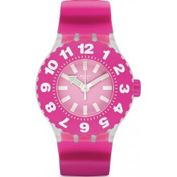 Swatch Women's Watch Scuba Libre Die Rose SUUK113