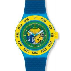 Swatch Unisex Watch Scuba Libre Infrario SUUS102