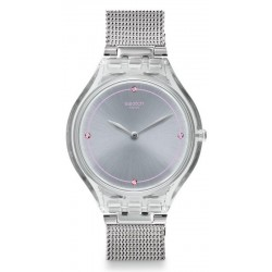 Swatch Women's Watch Skin Regular Skinstones SVOK105M
