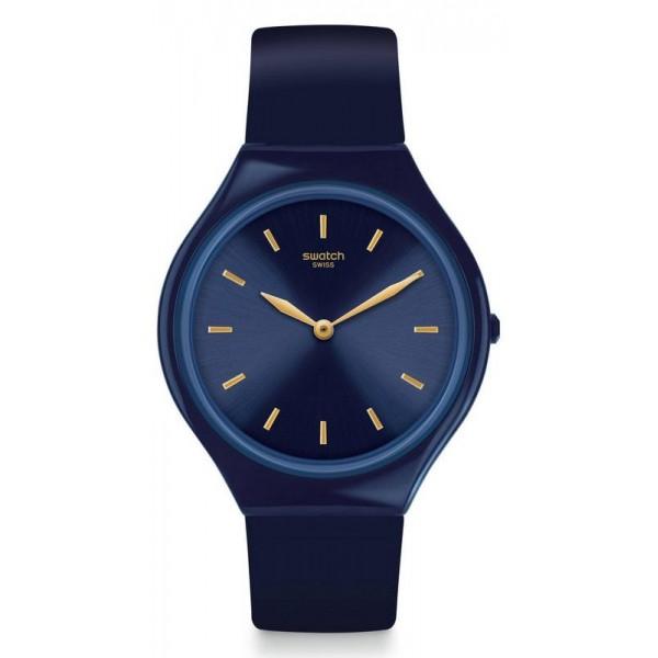 Buy Swatch Womens Watch Skin Regular Skinazuli SVON104