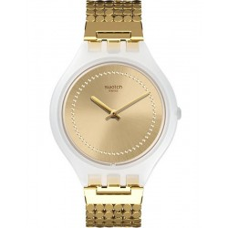 Buy Swatch Women's Watch Skin Regular Skinglance L SVOW104GA