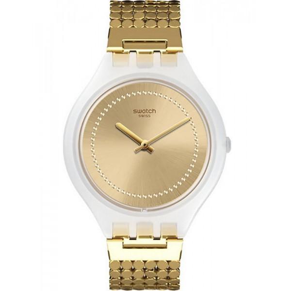 Buy Swatch Women's Watch Skin Regular Skinglance L SVOW104GA