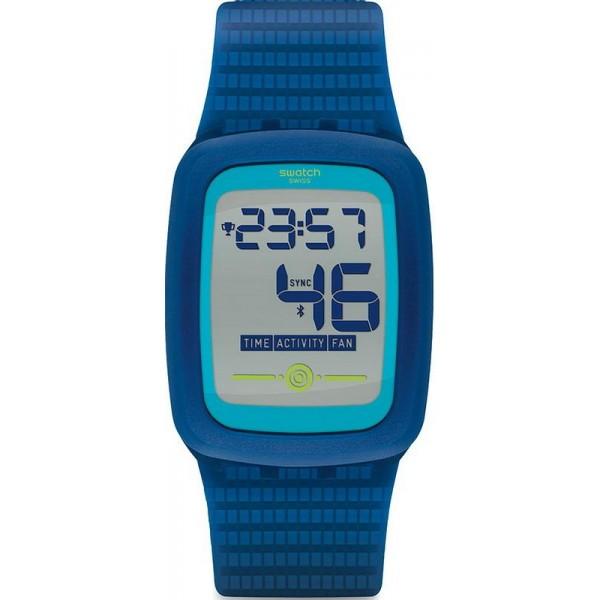 Buy Swatch Unisex Watch Digital Touch Zero Two Electrozero2 SVQN100