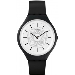 Swatch Unisex Watch Skin Big Skinnoir SVUB100