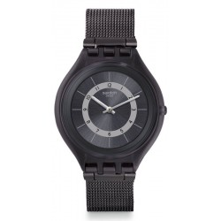 Swatch Unisex Watch Skin Big Skinknight SVUB105M