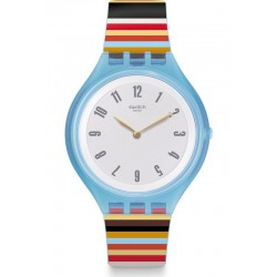 Swatch Unisex Watch Skin Big Skinstripes SVUL100
