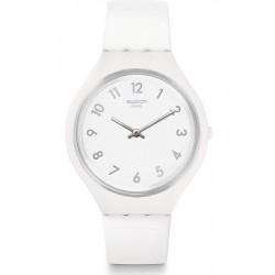 Swatch SVUW101 Skin Big Skinsnow Unisex Watch