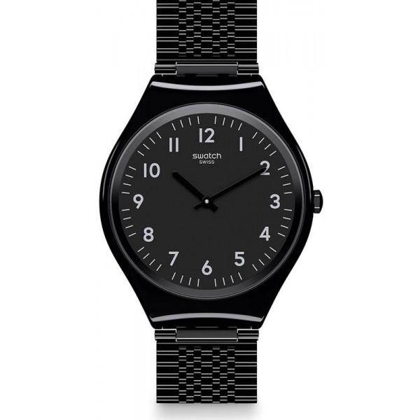 Buy Swatch Unisex Watch Skin Irony Skincoal SYXB100GG