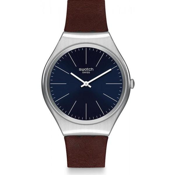 Buy Swatch Men's Watch Skin Irony Skinoutono SYXS106C