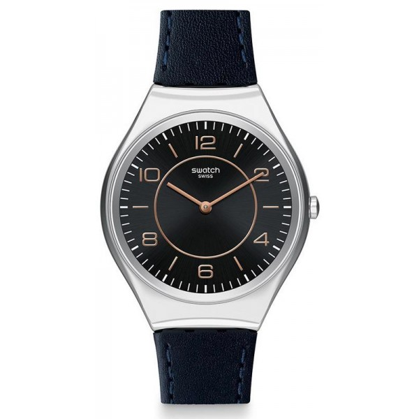 Buy Swatch Men's Watch Skin Irony Skincounter SYXS110