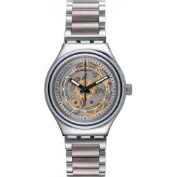 Swatch Men's Watch Irony Automatic Uncle Charly YAS112G
