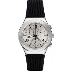 Swatch Unisex Watch Irony Chrono Neramente YCS111C