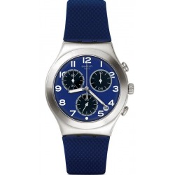 Buy Swatch Men's Watch Irony Chrono Sweet Sailor YCS594