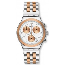 Swatch Unisex Watch Irony Chrono Maximix YCS595G