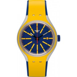 Swatch Unisex Watch Irony Xlite Stretch YES4009