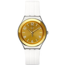 Swatch Unisex Watch Irony Big Dimenticaloro YGS130C