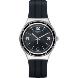 Swatch YGS132 Irony Big Shiny Black Men's Watch