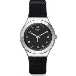 Swatch Men's Watch Irony Big Charbon YGS137