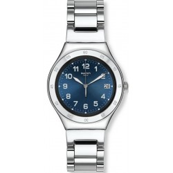 Swatch Men's Watch Irony Big Blue Pool YGS474G