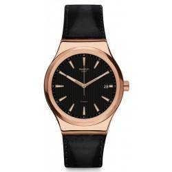 Swatch Unisex Watch Irony Sistem51 Sistem Rosee Automatic YIG400