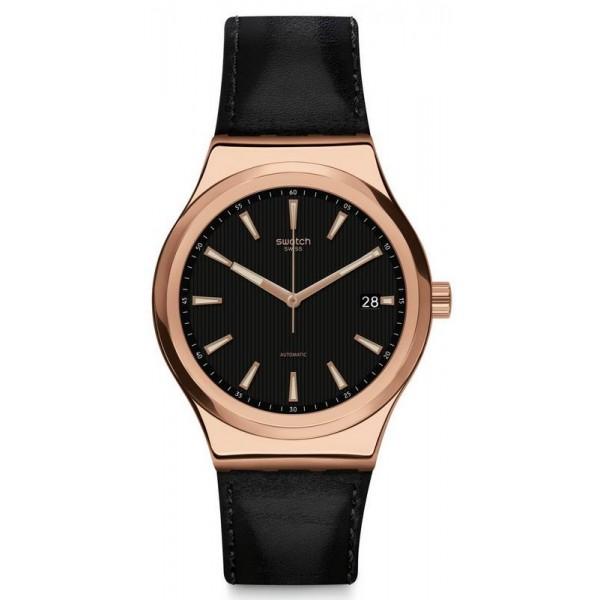 Buy Swatch Unisex Watch Irony Sistem51 Sistem Rosee Automatic YIG400
