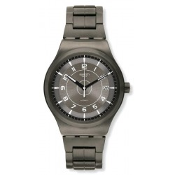 Swatch Men's Watch Irony Sistem51 Sistem Brushed Automatic YIM400G