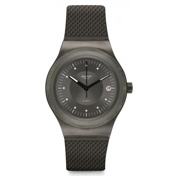 Buy Swatch Men's Watch Irony Sistem51 Sistem Knight Automatic YIM401