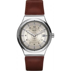 Swatch Men's Watch Irony Sistem51 Sistem Earth YIS400 Automatic