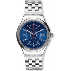 Buy Swatch Men's Watch Irony Sistem51 Sistem Boreal Automatic YIS401G