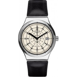 Buy Swatch Men's Watch Irony Sistem51 Sistem Soul Automatic YIS402