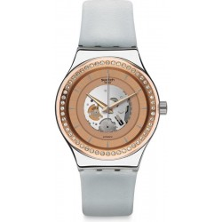 Swatch Women's Watch Irony Sistem51 Sistem Polaire Automatic YIS415